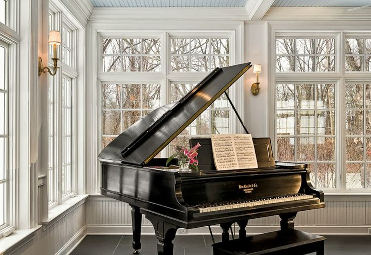 Songwriting aaron bonneau for How much space does a baby grand piano need