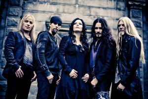 Nightwish with Anette